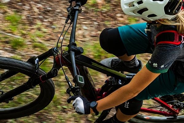 Tecnologia de bicicletas de trail